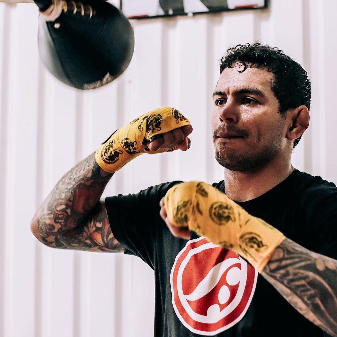 Interview: UFC's Ferreira wants to 'put on show' against Gillespie