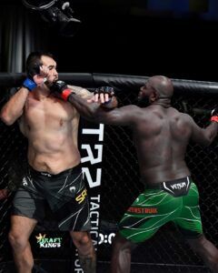 Going the Distance: A big picture look at the UFC Heavyweight division