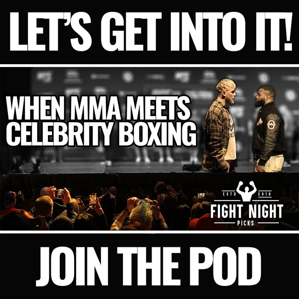 When MMA Meets Celebrity Boxing – Early Stoppage