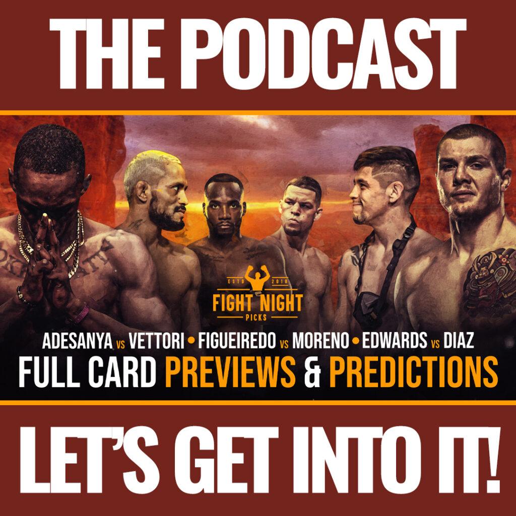 UFC 263: Adesanya vs. Vettori 2 Full Fight Results
