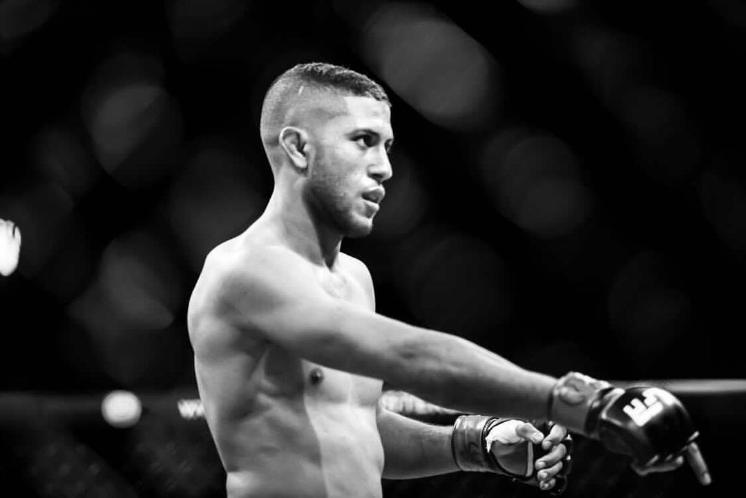 UFC's Zalal approaching Woodson bout with new mentality